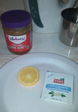 Linden tea ingredients