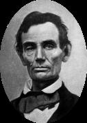 Abraham Lincoln By T.P. Pearson, Macomb, IL [Public domain], via Wikimedia Commons