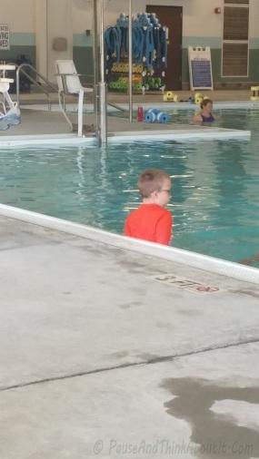P blog swim