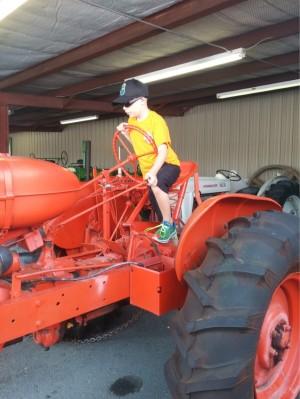 tractor man