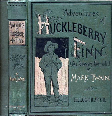 e-_w-_kemble_-_adventures_of_huckleberry_finn_cover